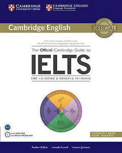 The official cambridge guide to ielts students book with answers stock photo fandeluxe Gallery