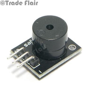 Buzzer module - Active Speaker - Perfect for Arduino PIC DIY Electronics