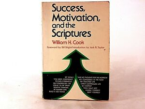 Success-Motivation-and-the-Scriptures-1974-by-Cook-William-H-Paperback