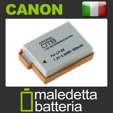LP-E8 Batteria Alta Qualità per Canon EOS 550D 600D