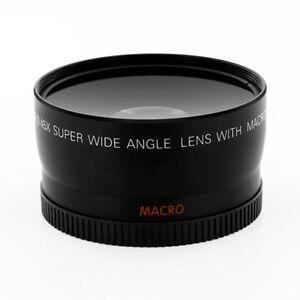 Wide-Angle-0-45x-AF-LENS-52mm-for-Canon-EOS-20D-30D-40D-t6i-t4i-t3i-t3-t2-XTi-T1