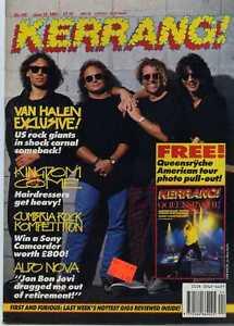Kerrang-Magazine-No-345-Van-Halen-Kingdom-Come-Queensryche-MBX59