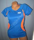 FILA SPORT~X-SMALL~Electric Blue Short Sleeve Performance Tee Shirt  #ACF32012
