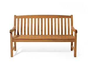 5 Feet New Outdoor Patio Teak Furniture Garden Bench Devon