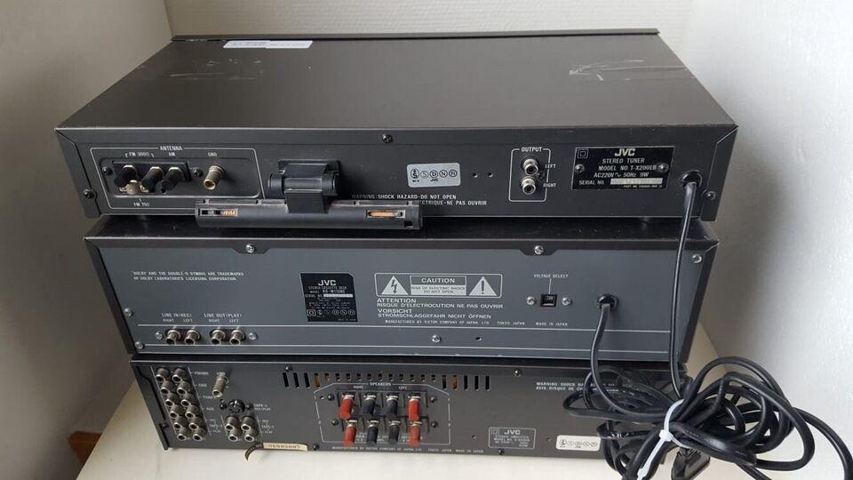 Forstærker, JVC, A-X400