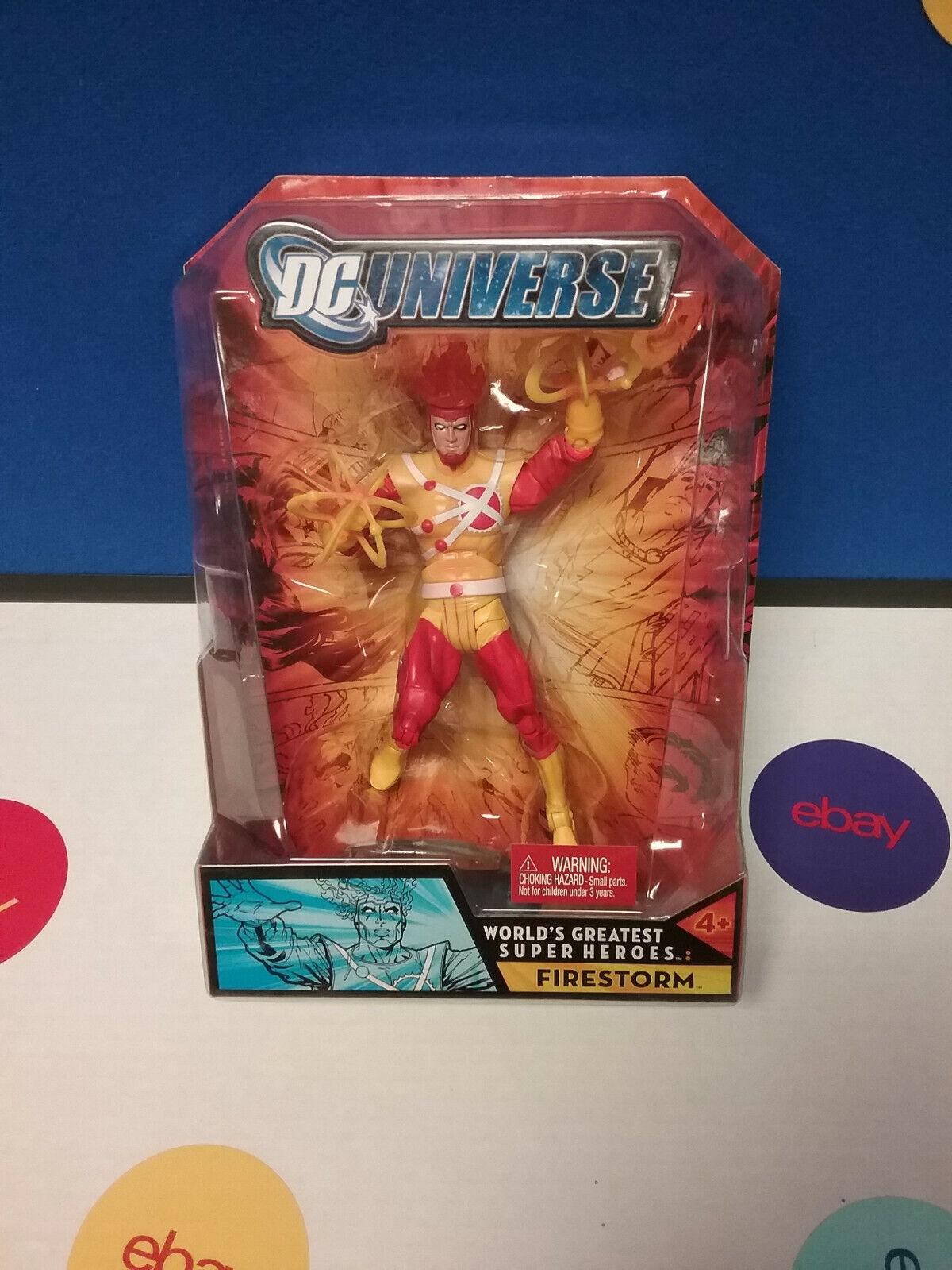 DC Universe Classics Firestorm Figure C&C Gorilla Grodd New