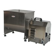 HAKKA 120 Pound / 60Liter Capacity Tank Commercial Electric Meat Mixer FME60B