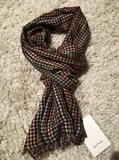PAUL SMITH SIGNATURE MULTI-STRIPE WOMENS SCARF- BNWT