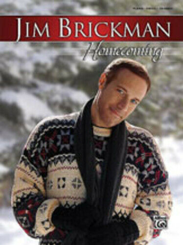 Jim Brickman: Homecoming Piano Book 28960