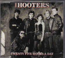 The Hooters-Twenty Five Hours A Day cd maxi single