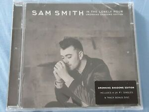 Sam-Smith-In-the-Lonely-Hour-Drowning-Shadows-Edition-New-CD