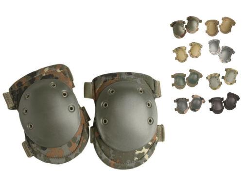 Nouveau Armée Genouillères BW et protection des genoux armée Genoux Protecteurs avec mousse