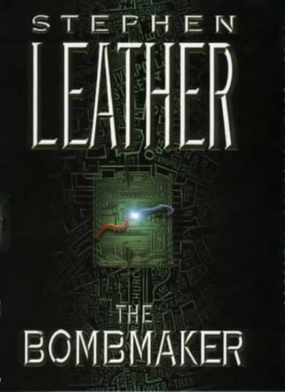 The Bombmaker,Stephen Leather- 9780340689554