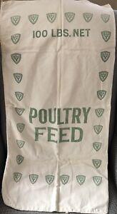 Grain Bag Poultry Feed Y
