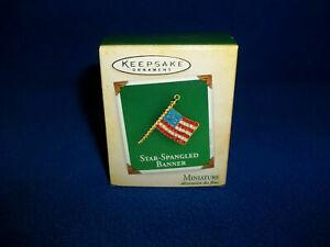2014 Hallmark Keepsake Ornament Miniature Baltimore Oriole Beauty Birds Loc B47