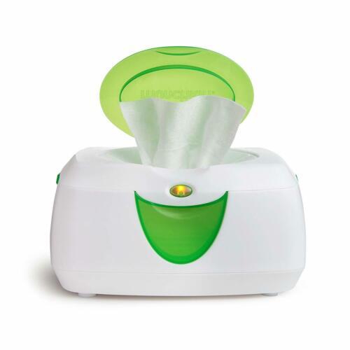 Munchkin Warm Glow Wipe Warmer Dresser Baby Diaper Towel Diapering Wipes Warmers