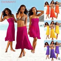 New Black Sexy Beach Dress Lady Swimsuit Cover Up Bikini Swimwear Women Skirts