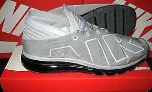 89cabed5565f Nike Mens Air Max Flair SE Running Shoes Wolf Grey Black (AA4084-002 ...