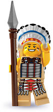 LEGO 8803 Tribal Chief Minifigure Series 3 New SEALED
