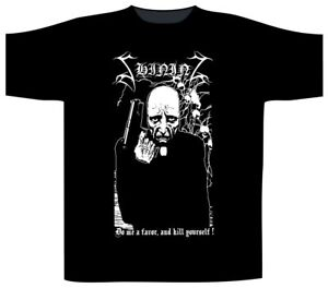 In Shining Do Me A Favour & Kill Yourself T-shirt Novel Design;