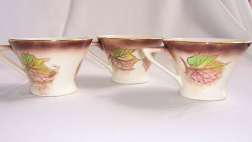 1969 OOAK 2 Pc Ceramic Snack Set for Martin/'s New House RETRO 60s 70s