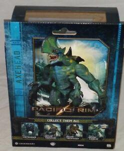 Pacific Rim Axehead Coffret Ultra Deluxe Kaiju Neca Concept Figurine Action Rare 2014