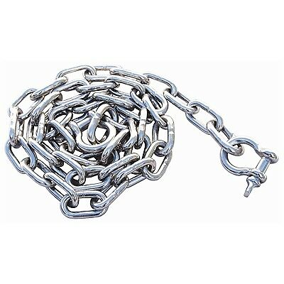 HOT DIPPED GALVANIZED  Anchor Chain 3//8/'/' X 6/'  70733  FASTSHIP