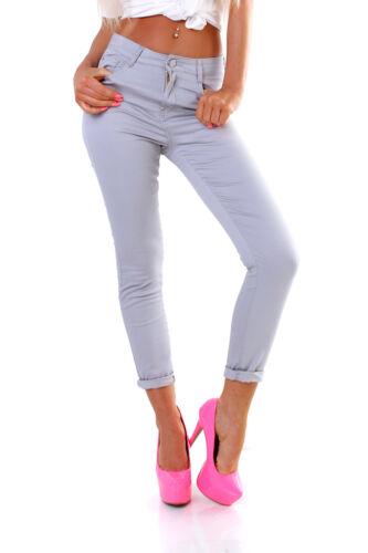 Basic Estate Pantaloni High Waist TUBO Casual