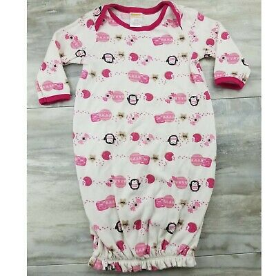 Red 6-12 Months Gymboree Baby Girls 2-Piece Tight Fit Long Sleeve Pajama Set