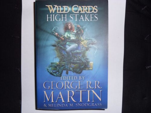 1 of 1 - WILD CARDS:  High Stakes – a mosaic novel