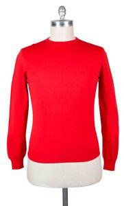 Neu Svevo Parma Rot Wolle Pullover - (1314SA9MP13100H)