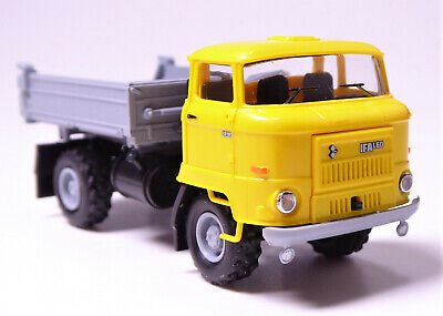 Neu Thw Cottbus Busch 95506-1//87 H0 Ifa L60 3Sk Seitenkipper