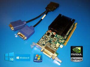 Dell-Optiplex-3010-3020-7010-7020-9010-9020-1GB-Dual-VGA-Display-Video-Card