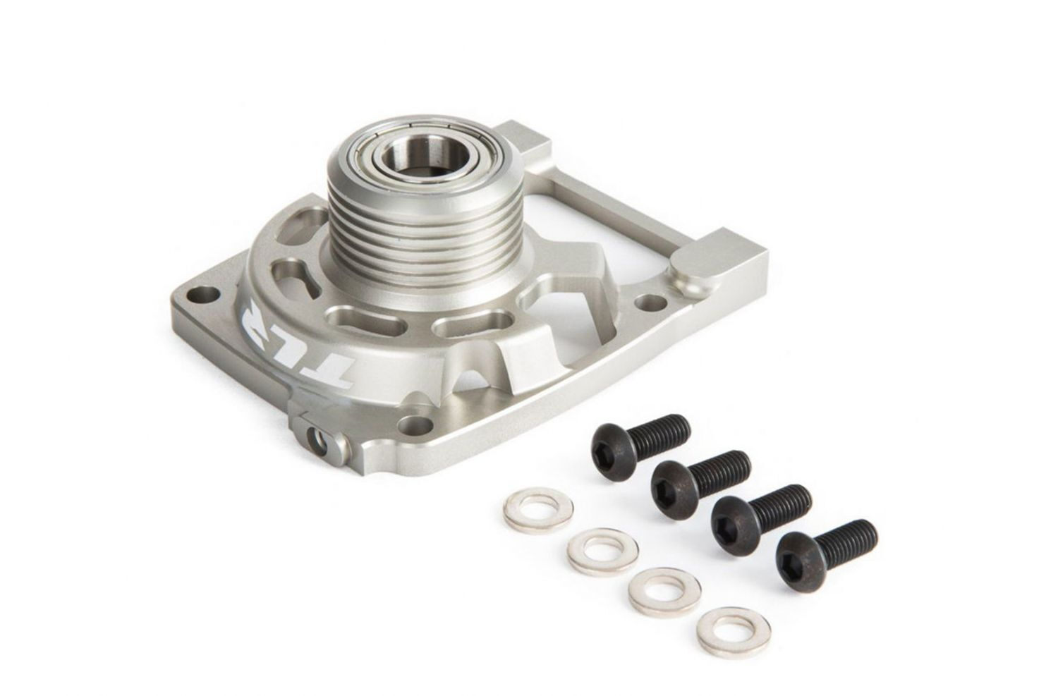 TLR kupplungsglockengehäuse, alu 5ive-b 5ive-t - tlr252012 clutch Mount embrague