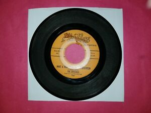 THE-CRYSTALS-Uptown-What-A-Nice-Way-To-Turn-17-Philles-102-45rpm-Vinyl