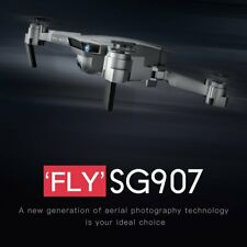 SG907 GPS Drone with 4K/1080P HD Camera 5G Anti-shake FPV RC Toy Machine GN
