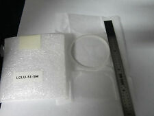 OPTICAL FILTER LCLU-51-5M UV LASER OPTICS  AS IS BIN#4T x