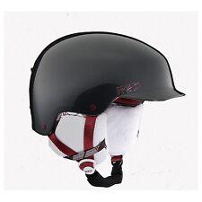 Burton RED Mutiny Women Snowboard Helmet (XS) Black Pearl
