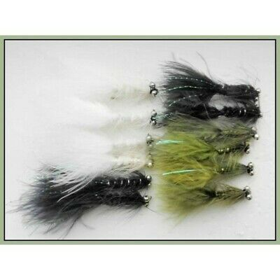 Mixed 12//14//16 Suspender Buzzers Trout Flies 12 Pack Hares Ear Fishing Flies