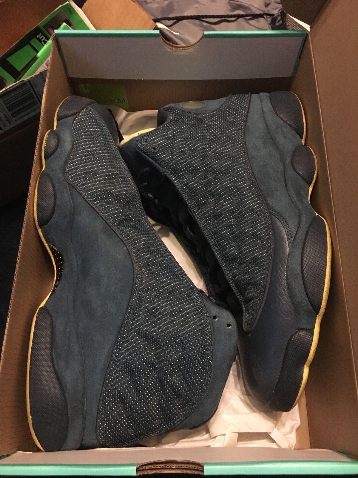 Nike Air Jordan Retro 13 escuadrón comodo limitado especial de tiempo limitado comodo 04b5ee