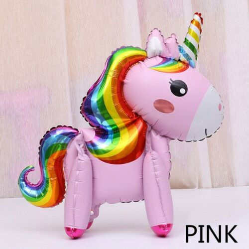 24in Latex Balloon Unicorn Foil Balloons Baby Shower Birthday Party Decoration