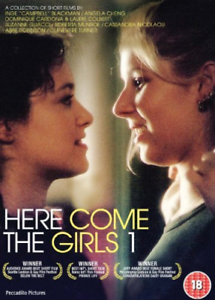 Nathalie-Toriel-Lucy-Liemann-Here-Come-the-Girls-DVD-NUOVO