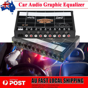 7 band car audio modified car equalizer fever class eq car stereoimage is loading 7 band car audio modified car equalizer fever