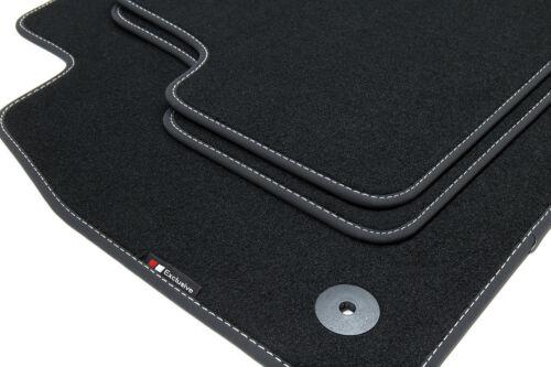 Exclusive-line Design Fußmatten für Skoda Octavia 2 II Bj 2004-2013
