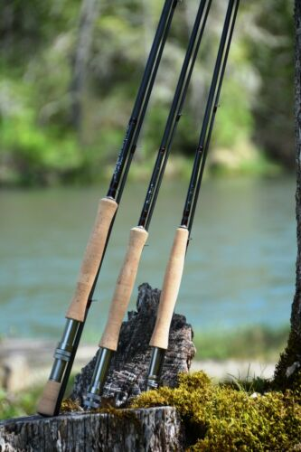 """8/' 6/"""" 2 pc Fly Rod Rogue tiges 5/"""""""