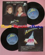 LP 45 7'' FRIDA & B A ROBERTSON Time I am a seeker 1983 uk ABBA no cd mc dvd