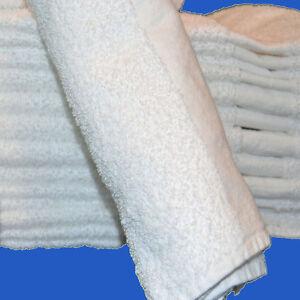 10 doz wholesale hand towels new 100 cotton gym