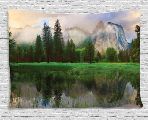 Yosemite Tapestry Wall Hanging Art Bedroom Dorm Room 2 Sizes Available