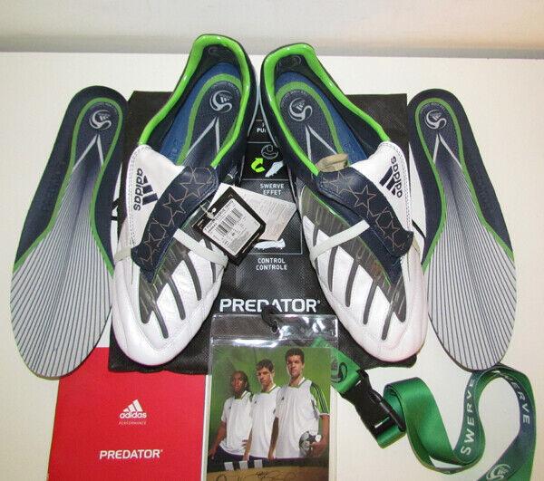 BNIBWT Rare Adidas Protator Powerswerve Trx FG Beckham Kaka Zidane Del Piero