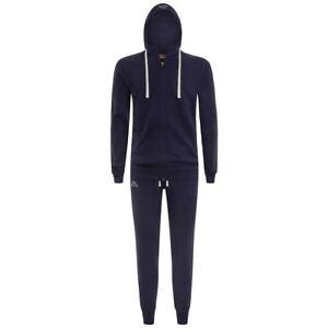 Kappa-Suit-Tracksuit-Slim-Fit-Men-039-s-Hoodie-Hood-Training-303ZEE0-900